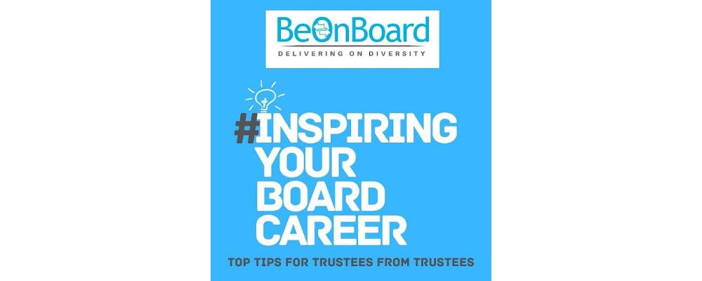 #INSPIRING YOUR BOARD CAREER